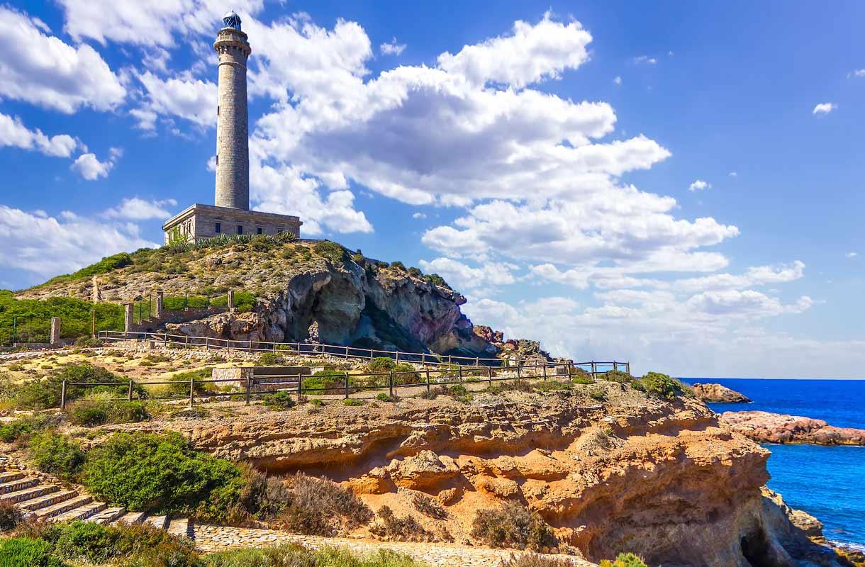 Esittelyssa Viisi Rantaa Espanjan Murcian Maakunnassa