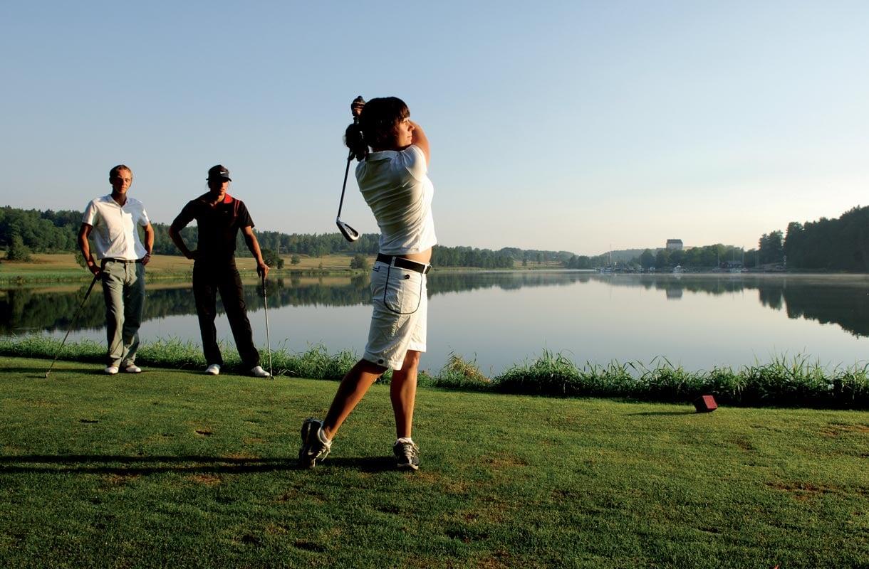 Golfaajan Ahvenanmaa