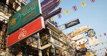 Khao San Road Bangkokissa