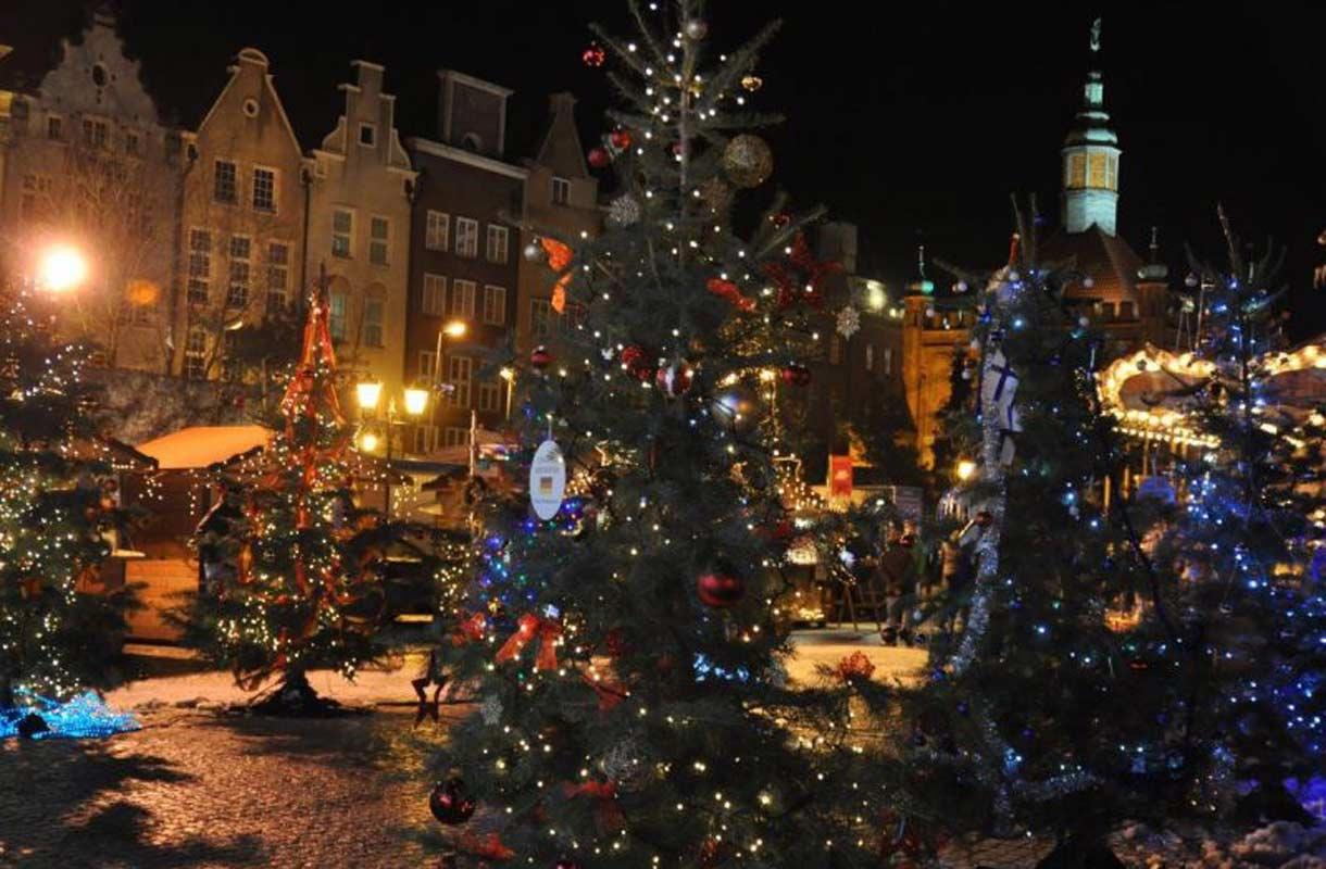 gdansk joulu 2018 Katso, miltä Gdanskin joulumarkkinat näyttävät gdansk joulu 2018