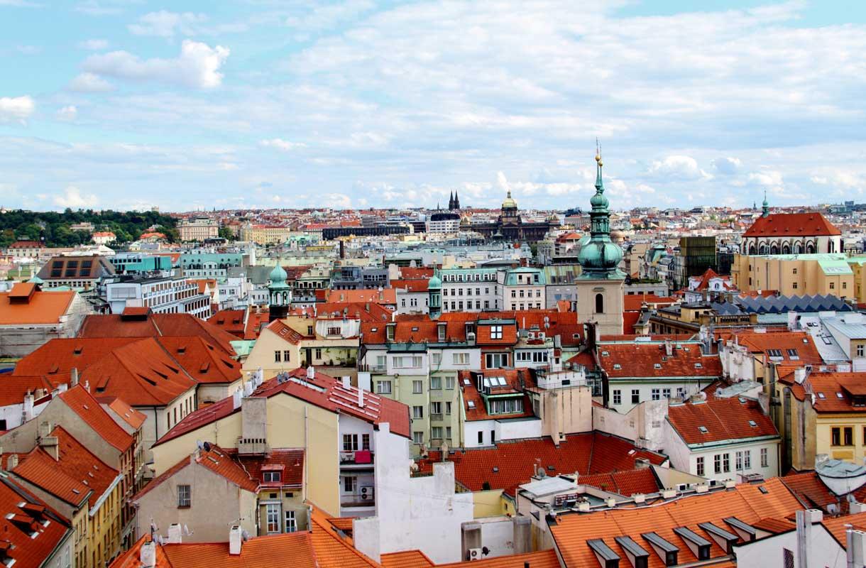 Prahan vanhakaupunki