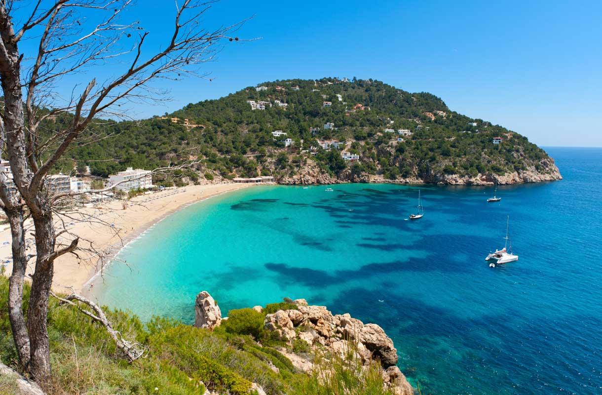 Ibiza Espanjassa