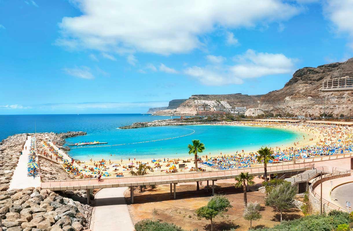 Nämä ovat Gran Canarian parhaat rannat