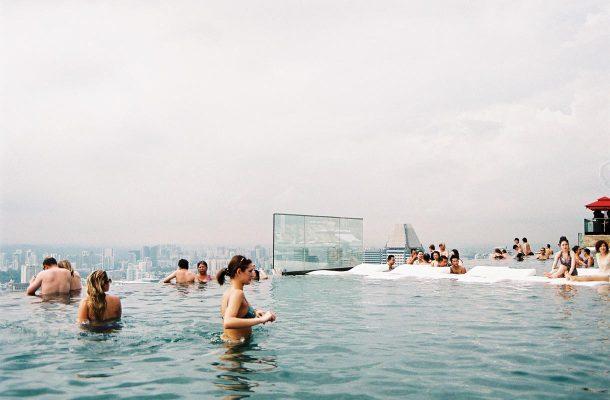 Marina Bay Sands -hotelli Singaporessa