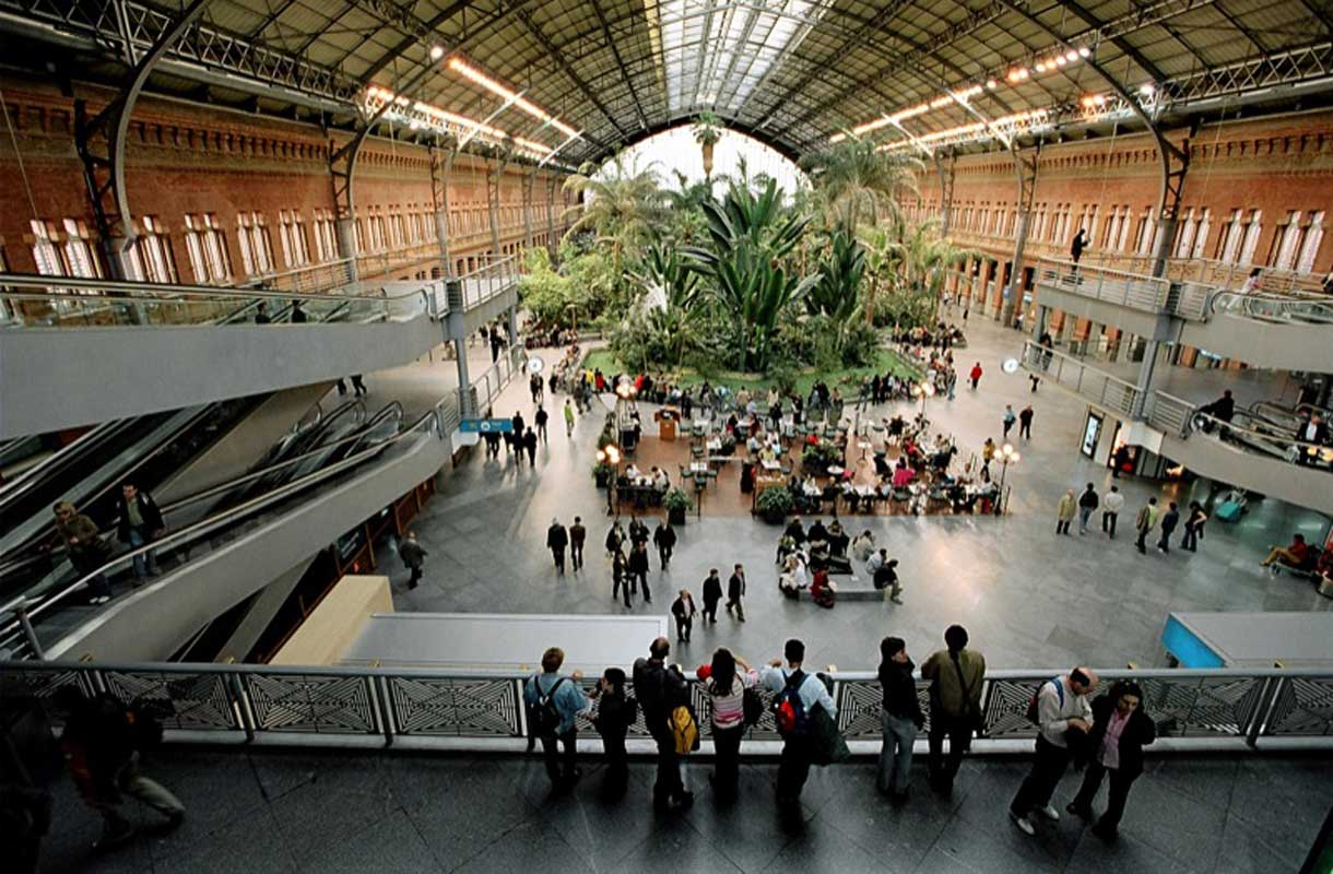 Madridin rautatieasema