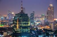Bangkok yöllä