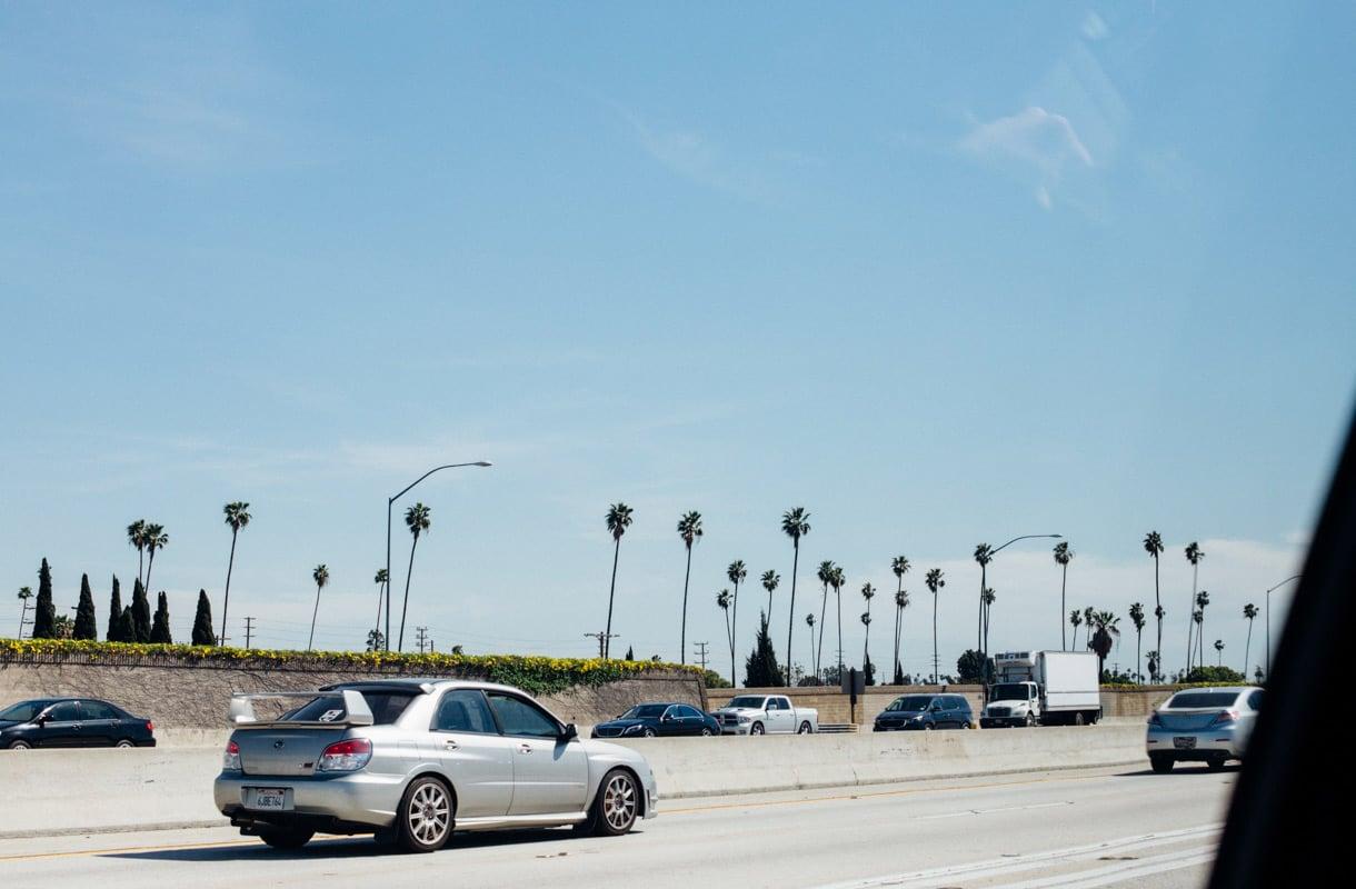 Autoilu Yhdysvalloissa