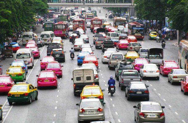 Bangkokin liikenne