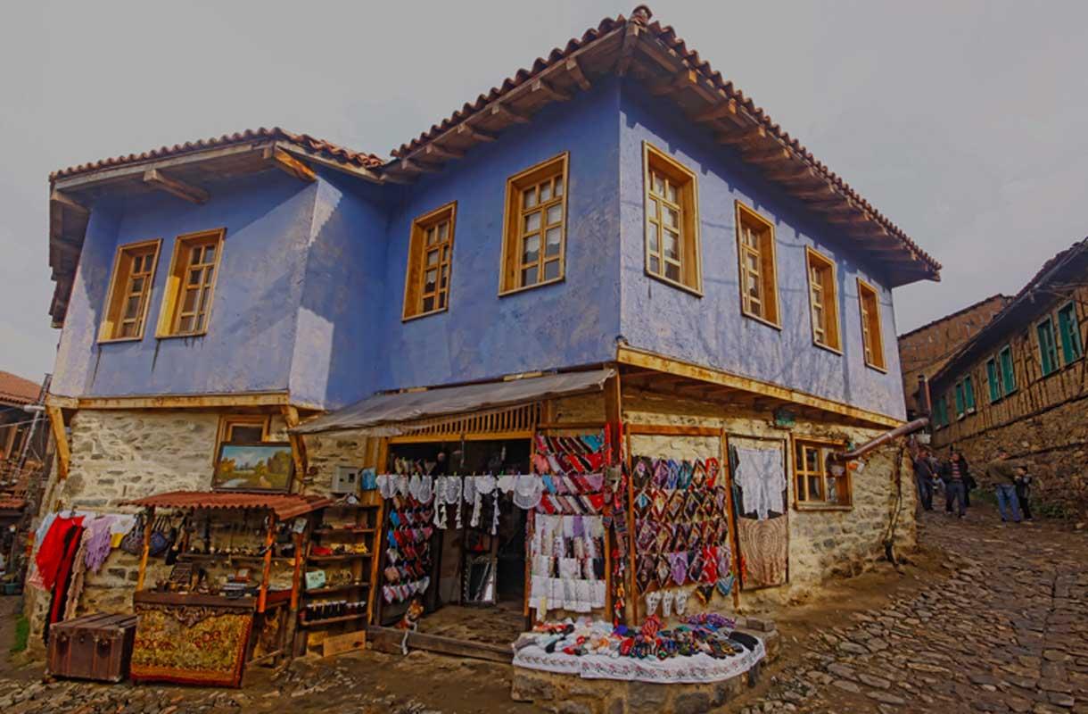 Turkkiin Matkustaminen