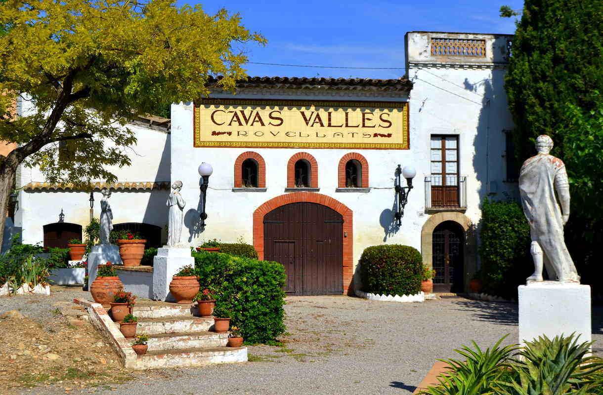 Cavaa ja viiniä Penedèsin viinitiellä