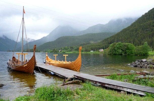 Viikinkilaivat