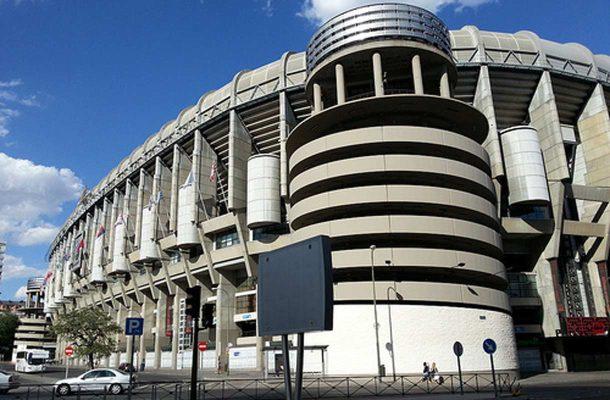 Real Madridin kotistadion Santiago Bernabéu on nimetty seuran entisen puheenjohtajan mukaan.