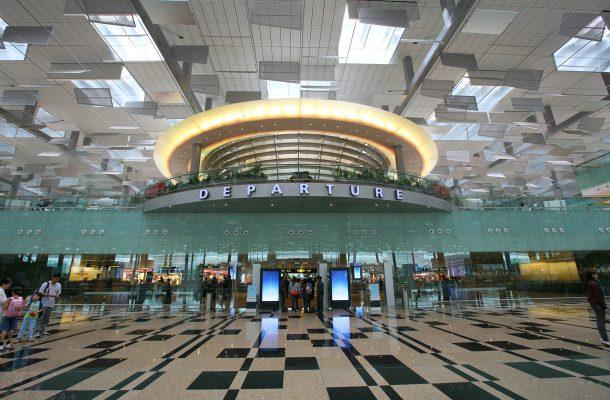 Changilla on kolme terminaalia. Neljäs valmistuu vuonna 2017.