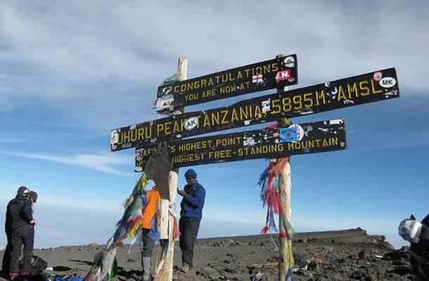 Tansania-Kilimanjaro-huippu-Flickr-Ben-Cane