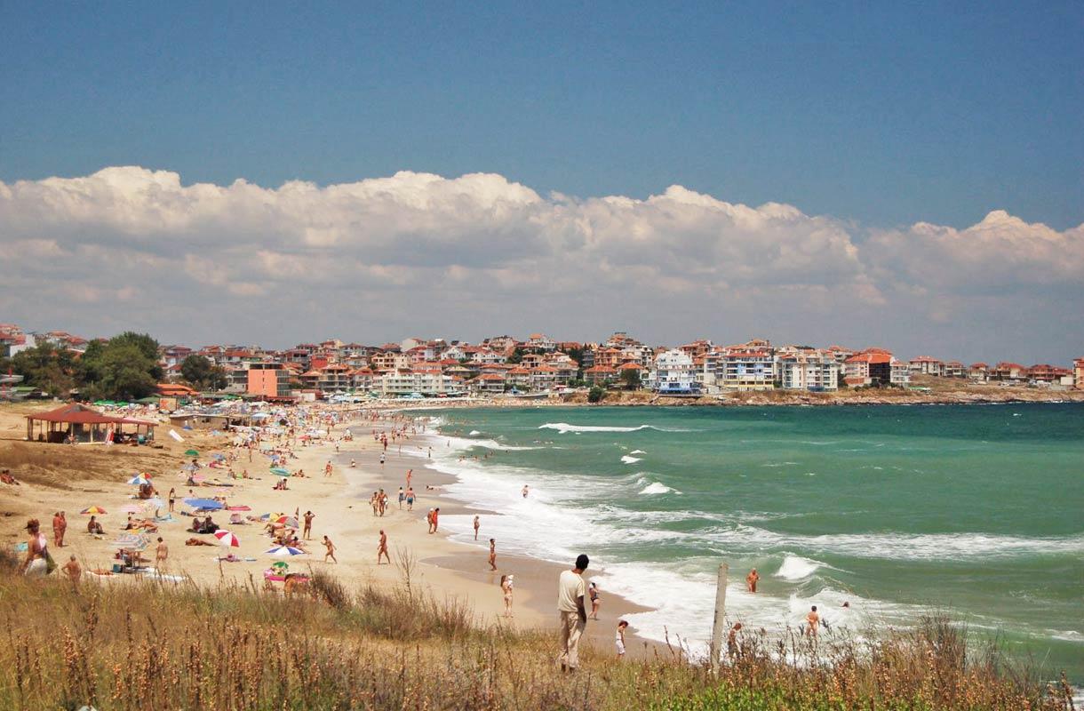 Bulgaria Lämpötila