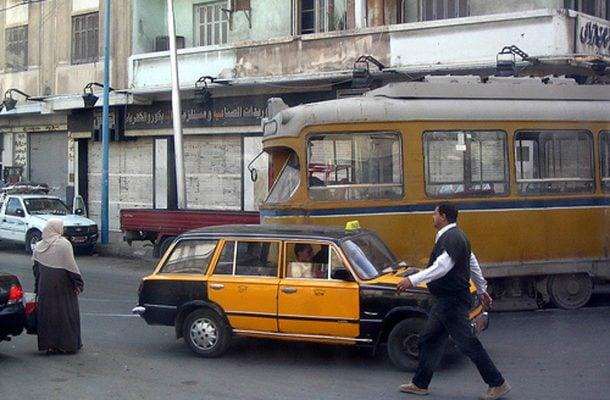 Egypti-Aleksandria-Julkinen-Liikenne-Flickr-Dan-Diffendale