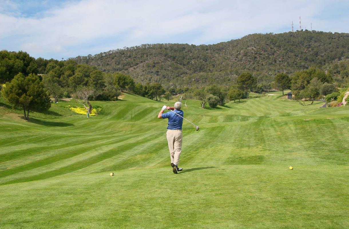 Espanjan parhaat golfkentät