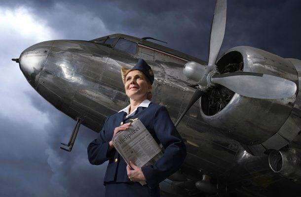 Lentoemäntä Finnair