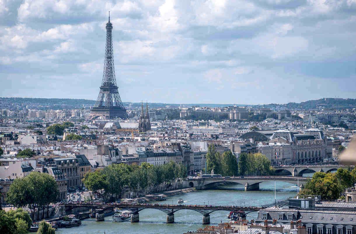 Pariisin Eiffel-torni