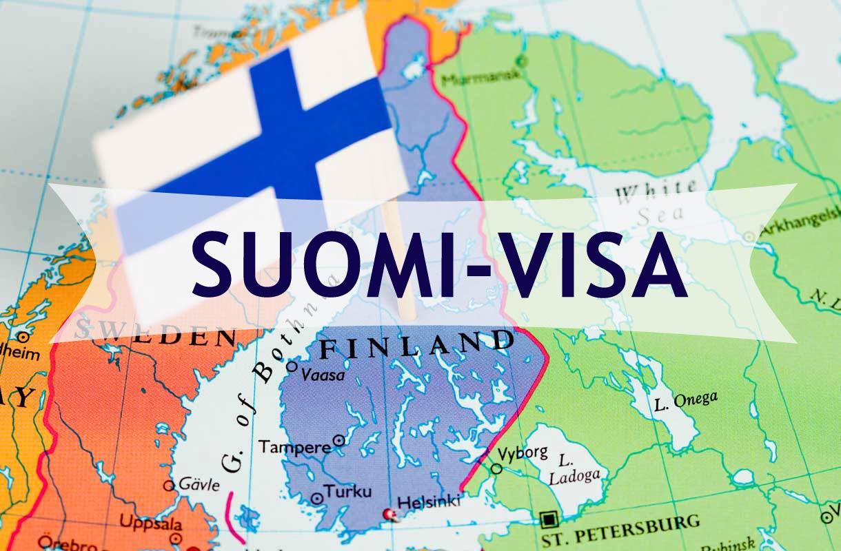 Testi Kuinka Hyvin Tunnet Suomen Kaupungit