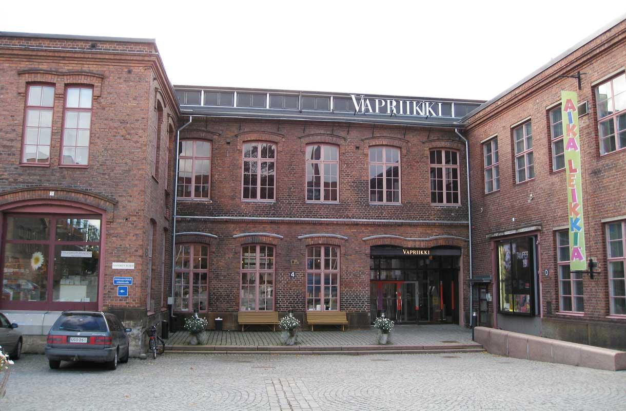 Tampereen Pelimuseo
