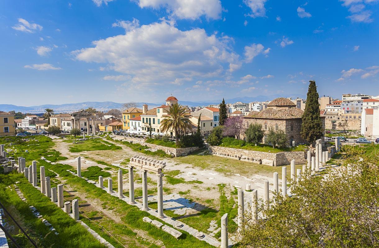Lennot Ateena