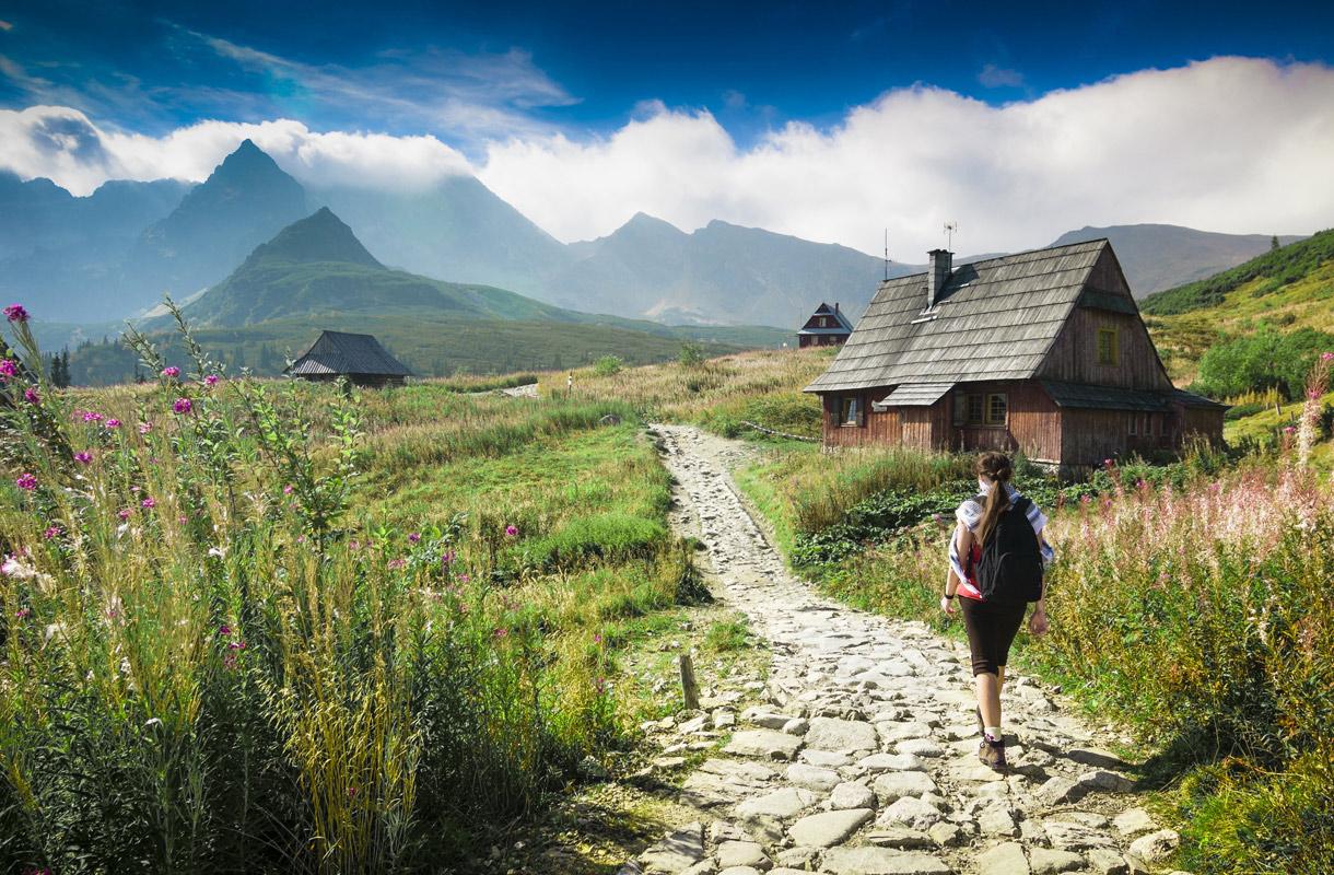 Tatra-vuoristo, Puola