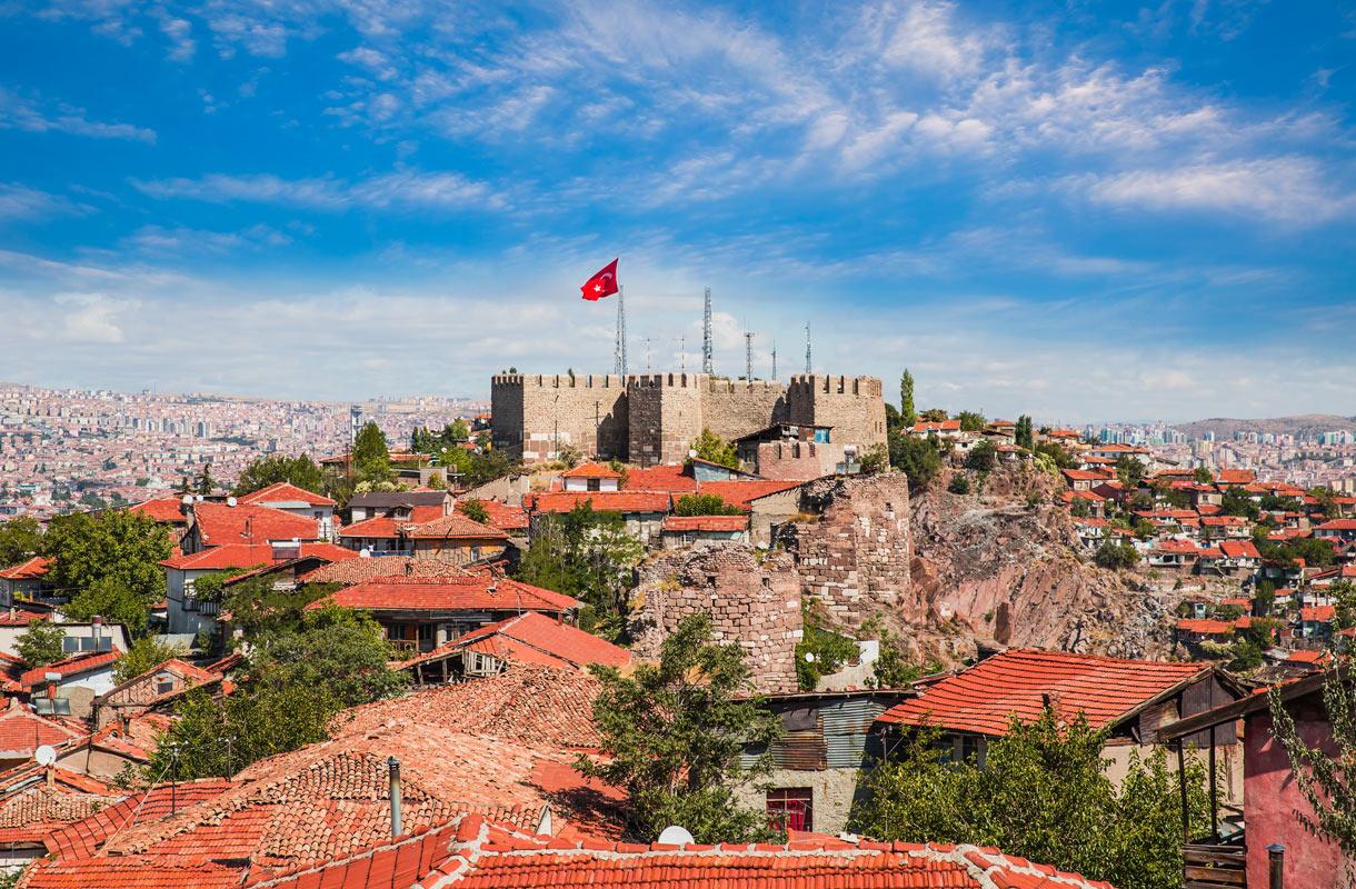 Ankara, Turkki