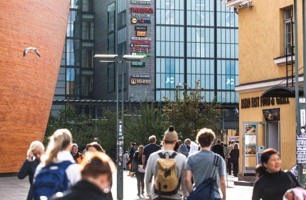 Helsingin Vaatekaupat