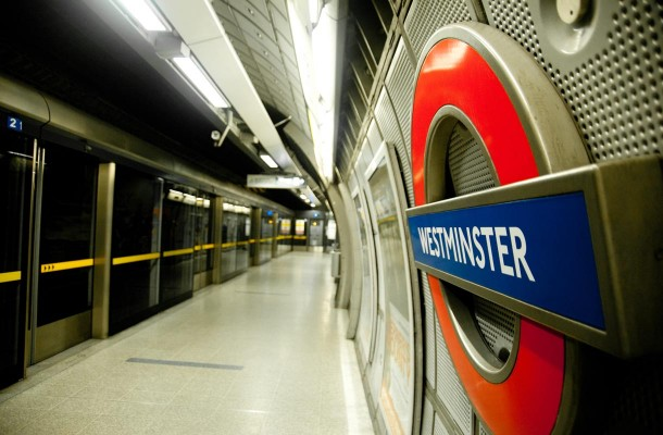Westminsterin metroasema