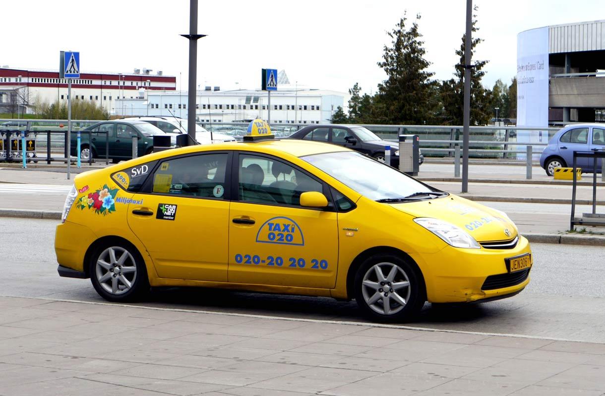 Taksi Tukholma