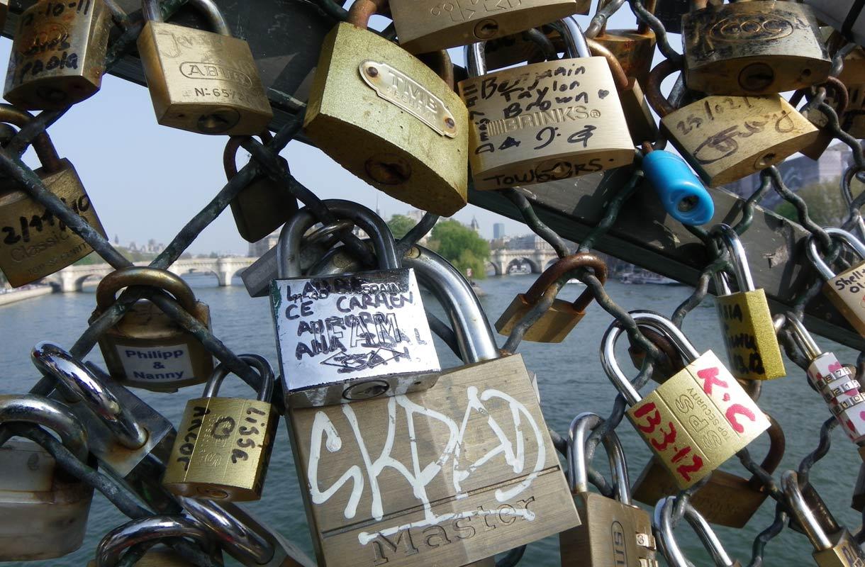 rakkauden lukko