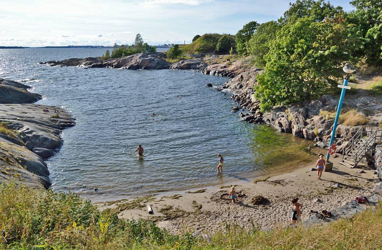 Helsingin parhaat uimarannat