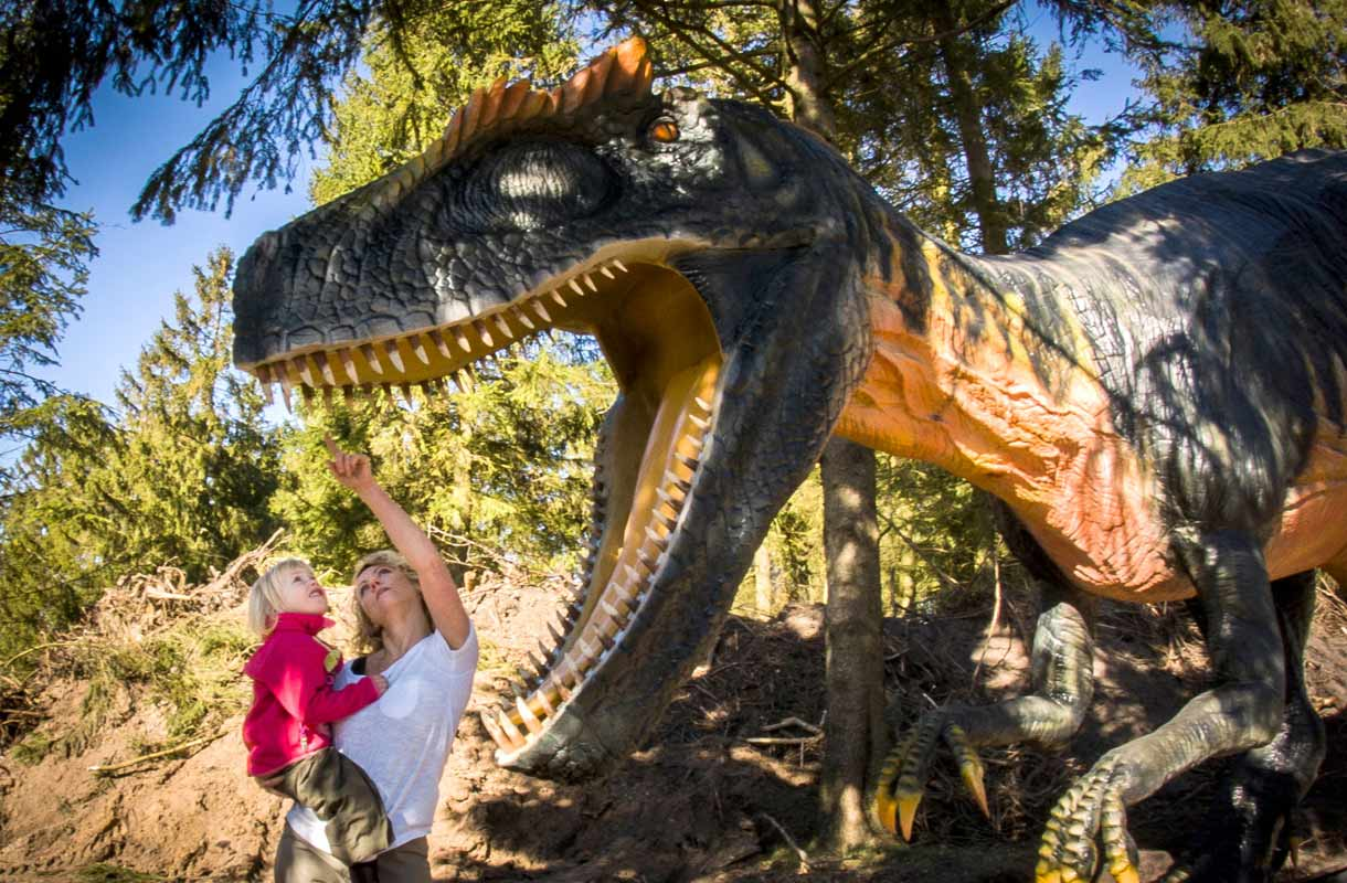 Givskudin dinosaurukset