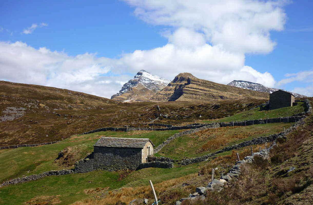 Vihreä Cantabria on Espanjan vähemmän tunnettuja alueita