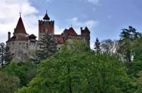 Branin linna Romanian Transilvaniassa