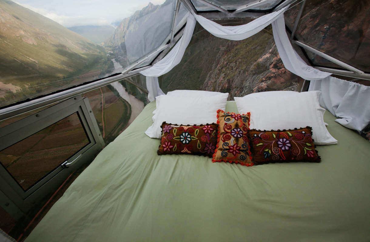 Erikoinen majoitus Perussa