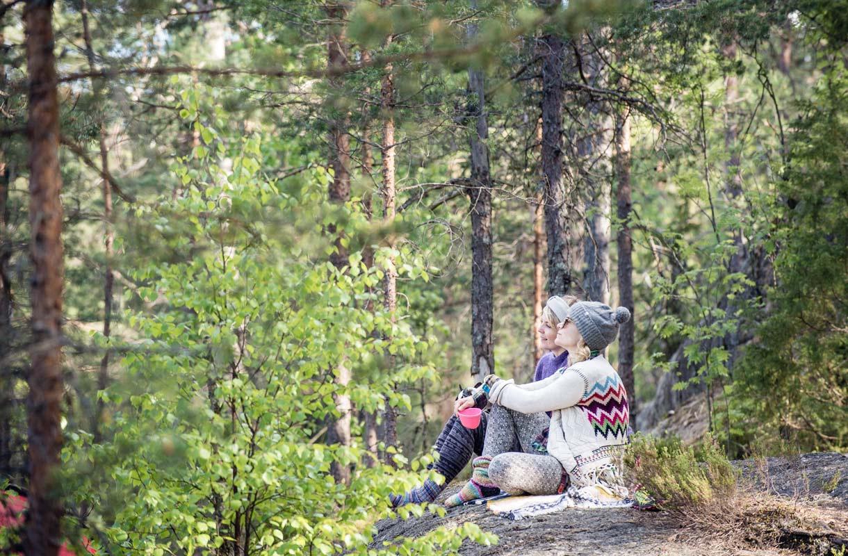 Nuuksio, Suomi