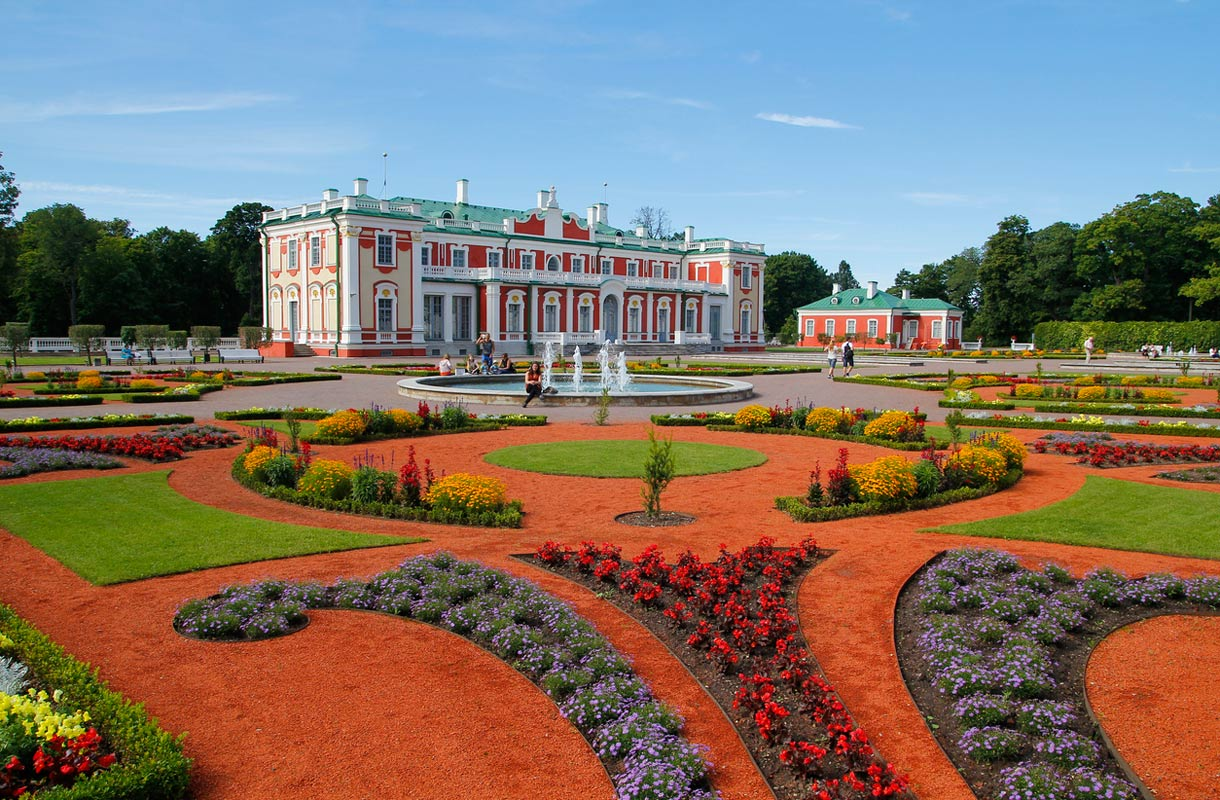 Kylpylähotellit Tallinna