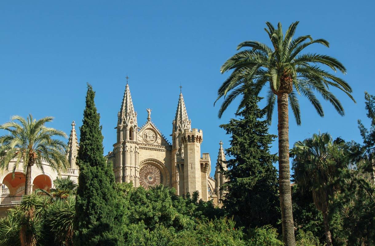 La Seun katedraali Palmassa