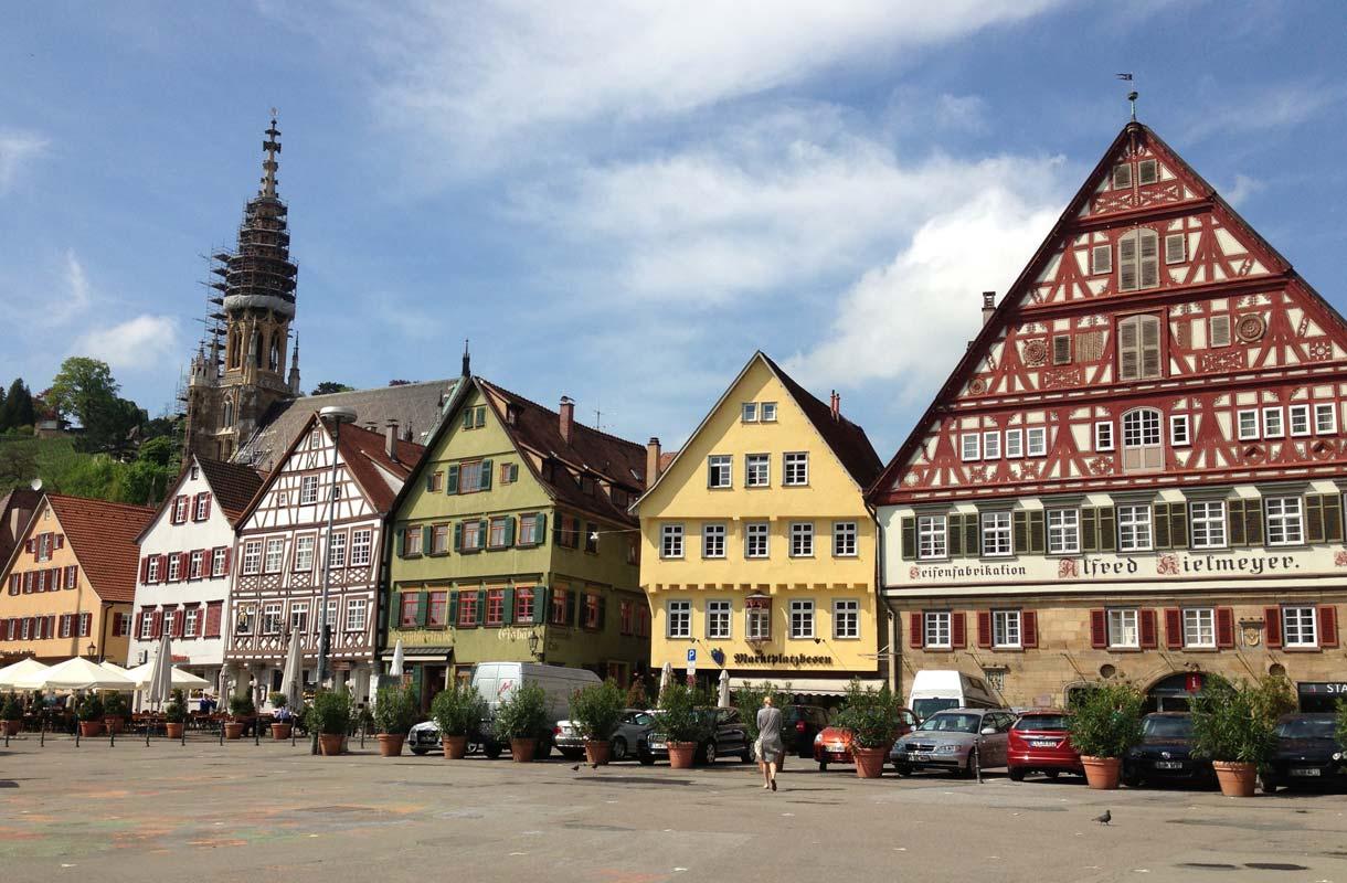 saksa matkailumaana Kauhava