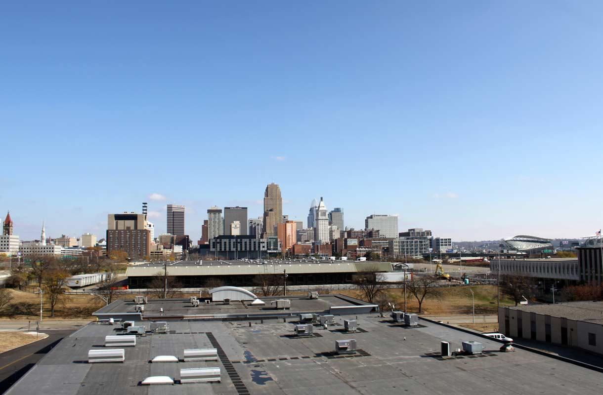 Yhdysvaltojen Cincinnatissa lymyää hylätty metroverkosto