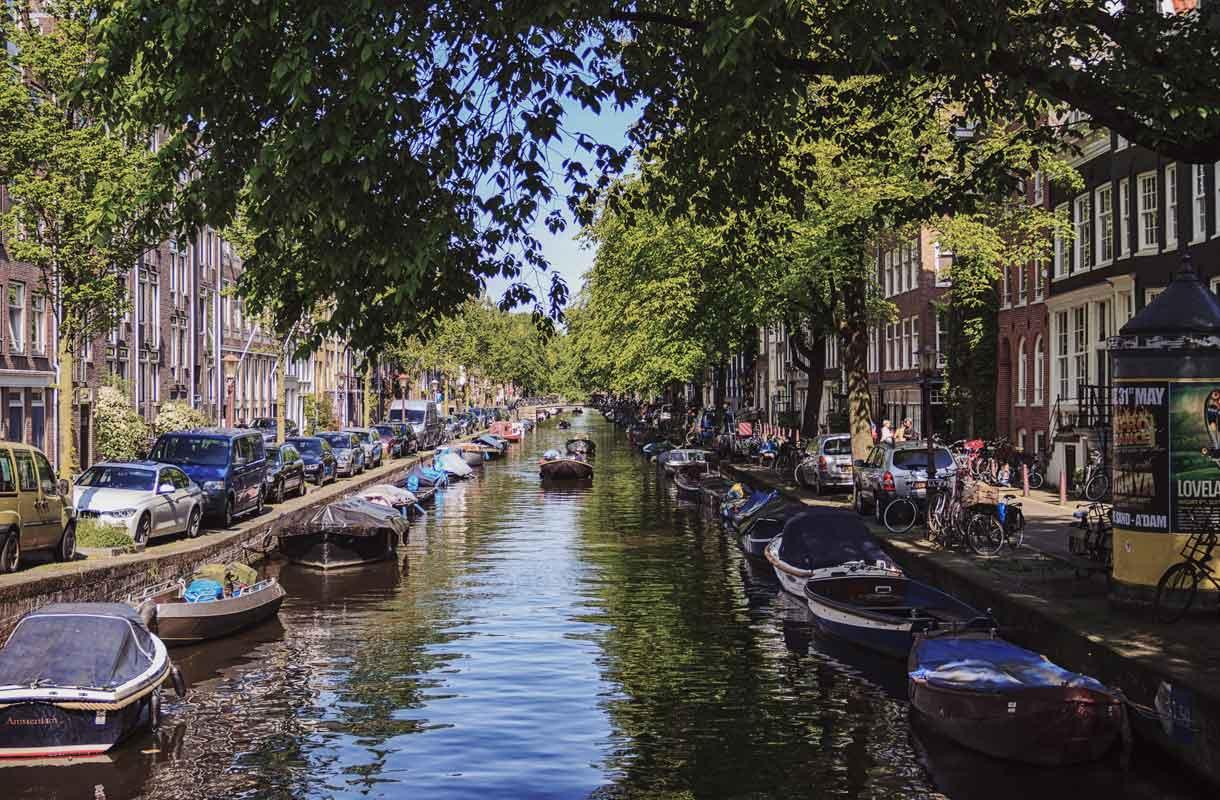 Hotellit Amsterdam
