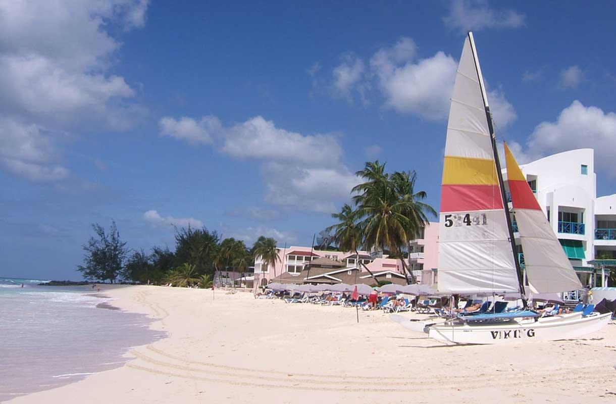 Barbadoksen hiekkarannat