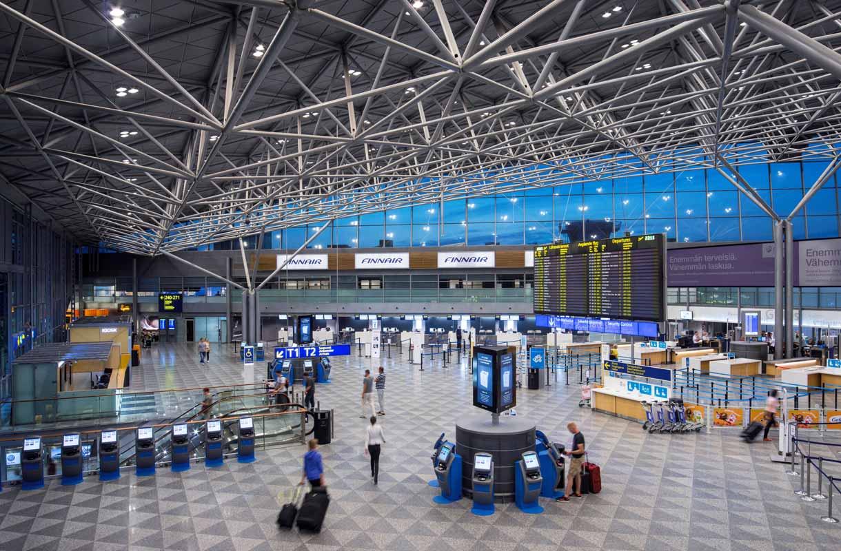 helsinki vantaa airport departures
