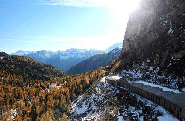 Italia, Alpit