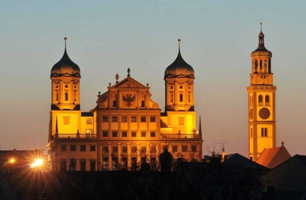 Augsburg linna