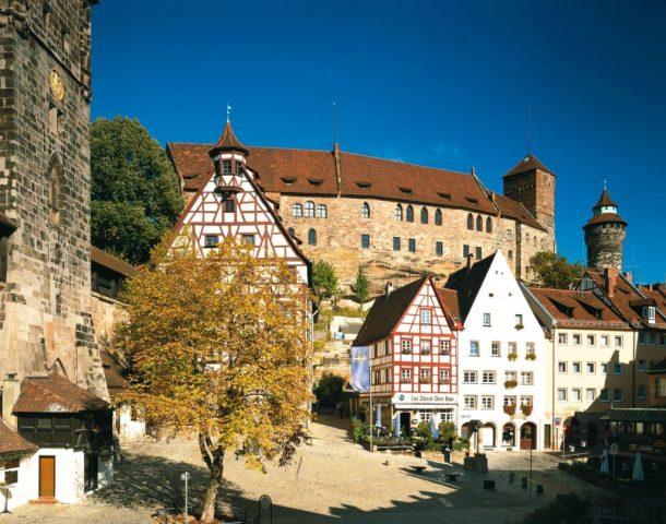 Nürnbergin linna