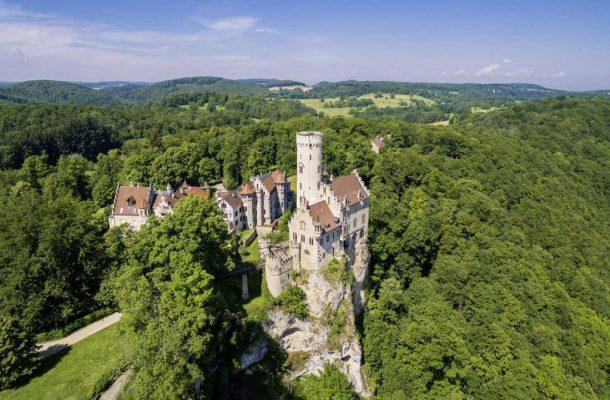 Liechtensteinin linna