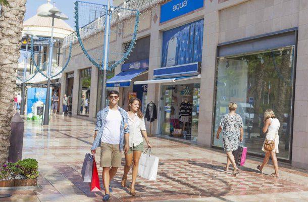 Safari ostoskeskus teneriffa